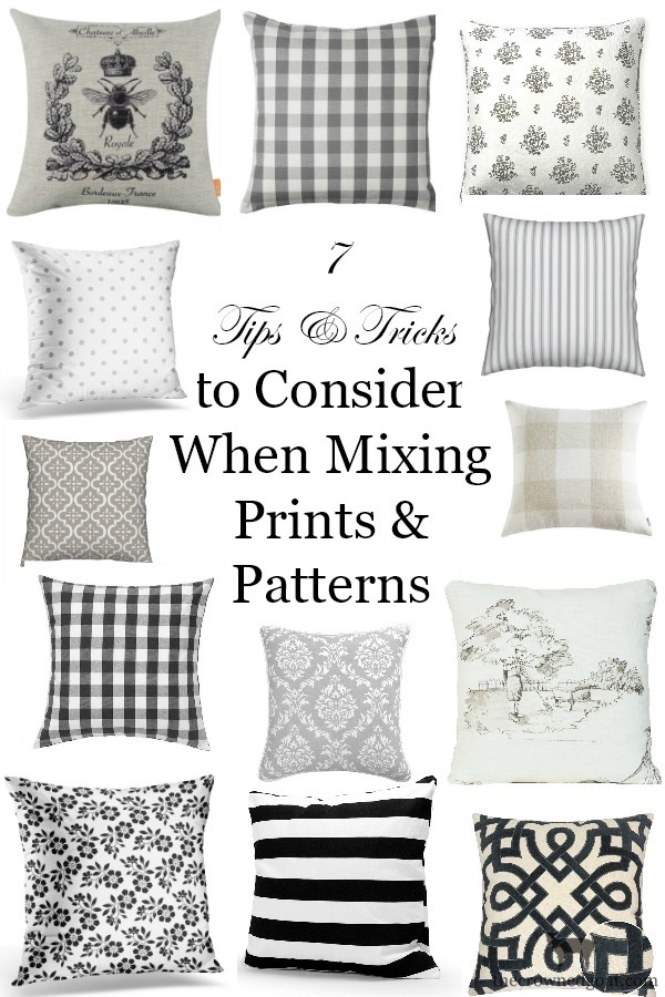 How-to-Mix-Patterns-The-Crowned-Goat-18 7 Tips for Mixing Prints and Patterns Back to Basic