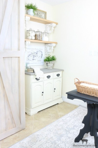 Loblolly Manor: Laundry Room Makeover Reveal