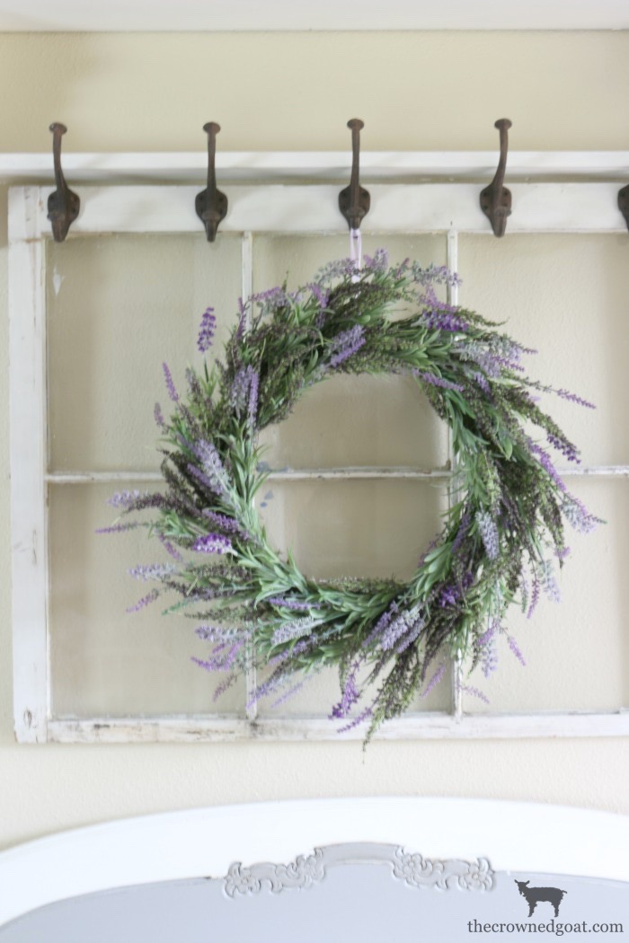 Summer-Decorating-Ideas-for-the-Entry-The-Crowned-Goat-5a The Busy Girl's Guide to Summer Decorating: The Entry Decorating DIY Summer