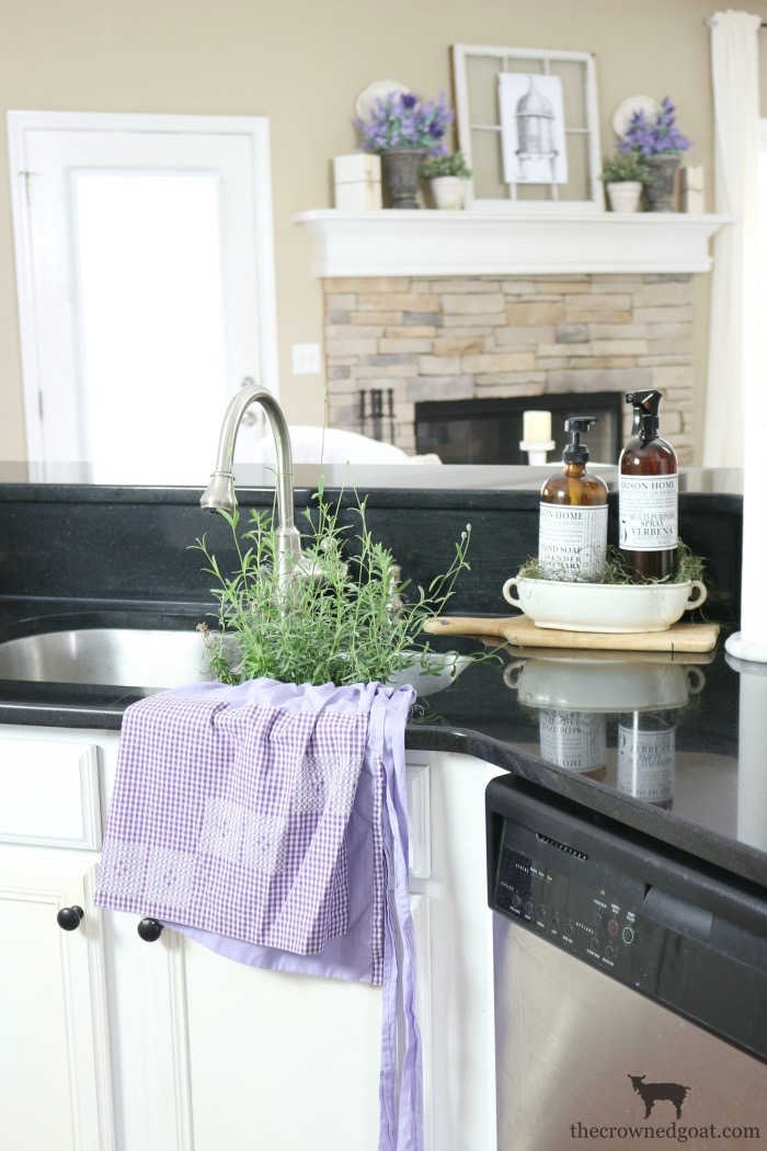 Summer-Kitchen-Decorating-Ideas-The-Crowned-Goat-10 The Busy Girl's Guide to Summer Decorating: The Kitchen Decorating Summer