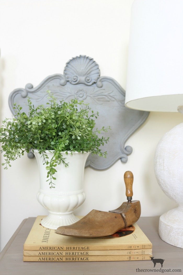 DIY-French-Inspired-Wall-Plaque-The-Crowned-Goat-11 French Inspired Wall Plaque Decorating DIY Loblolly_Manor