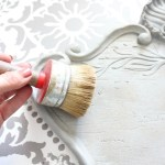 DIY-French-Inspired-Wall-Plaque-The-Crowned-Goat-9 Loblolly Manor