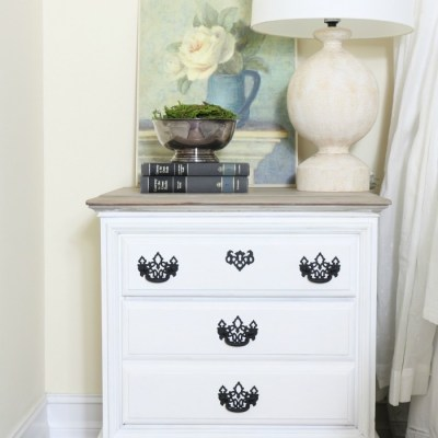 Loblolly Manor: Guest Bedroom Nightstands