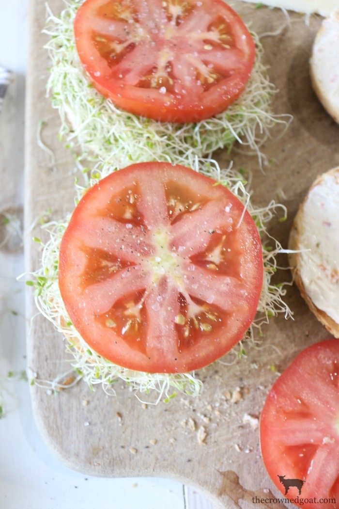 How-to-Stamp-Parchment-Paper-The-Crowned-Goat-16 Hungry Hippies and DIY Stamped Sandwich Wrap Summer