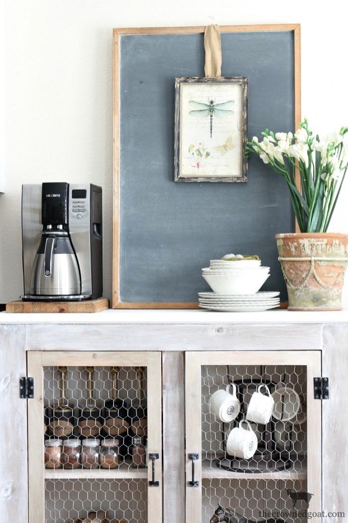 Breakfast-Nook-Makeover-The-Crowned-Goat-10 Breakfast Nook Design Plans Decorating DIY