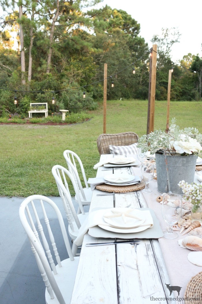 Coastal-Inspired-Tablescape-The-Crowned-Goat-11 Coastal Inspired Tablescape Decorating Summer