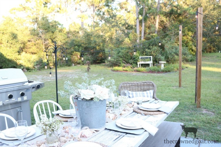 Coastal-Inspired-Tablescape-The-Crowned-Goat-14 Coastal Inspired Tablescape Decorating Summer