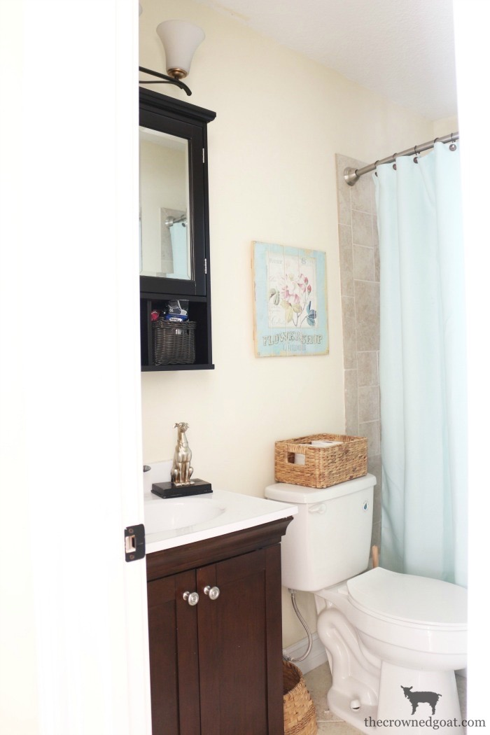 Loblolly-Manor-Guest-Bathroom-Makeover-The-Crowned-Goat-1 Loblolly Manor: Tiny Guest Bathroom Makeover Decorating DIY Loblolly_Manor