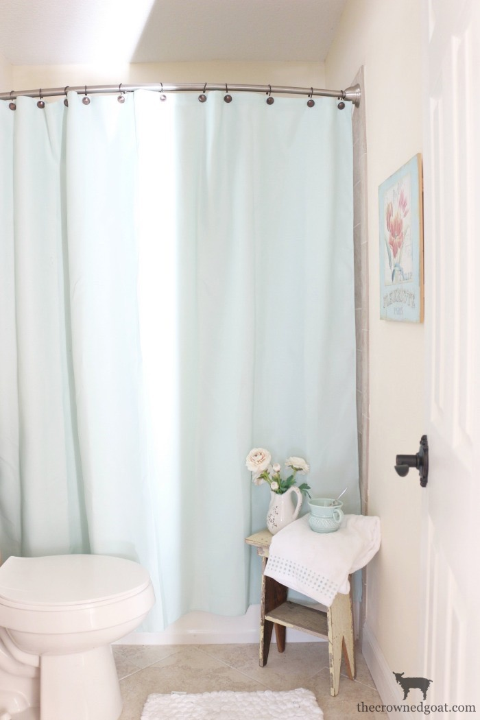 Loblolly-Manor-Guest-Bathroom-Makeover-The-Crowned-Goat-3 Loblolly Manor: Tiny Guest Bathroom Makeover Decorating DIY Loblolly_Manor