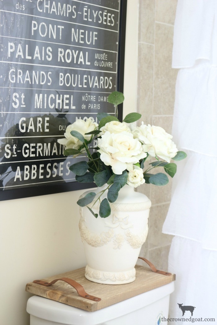Thrifted-Vase-Guest-Bathroom-Makeover-The-Crowned-Goat-7 Loblolly Manor: Tiny Guest Bathroom Makeover Decorating DIY Loblolly_Manor