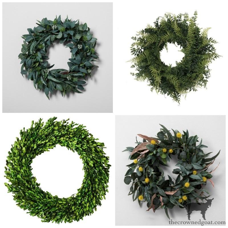 Target-Wreaths-7 19 Fall Wreath Ideas Under $50 Fall