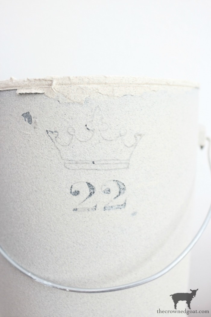 Crock-Inspired-Paint-Cans-The-Crowned-Goat-13 How to Create Crock Inspired Paint Cans Decorating DIY