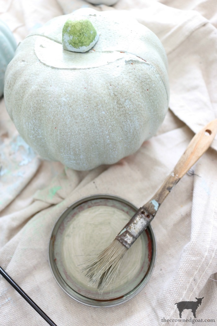 DIY-Jarrahdale-Pumpkins-The-Crowned-Goat-10 Make Your Own Heirloom Pumpkins Crafts DIY Fall
