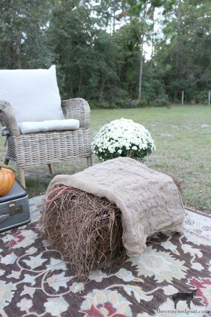 Fall-Outdoor-Movie-Night-The-Crowned-Goat-4 Outdoor Movie Night & Fall Popcorn Recipe DIY Fall
