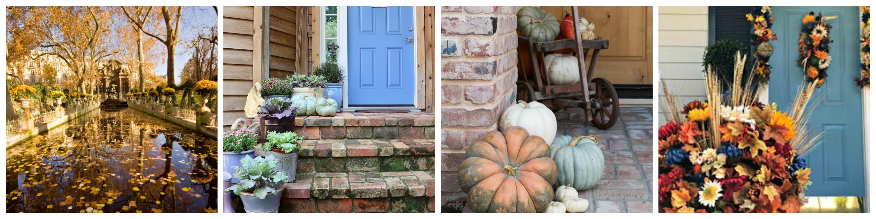 Fall-Porches-Tours-18-Collage-3 Fall Front Porch Tour Decorating Fall