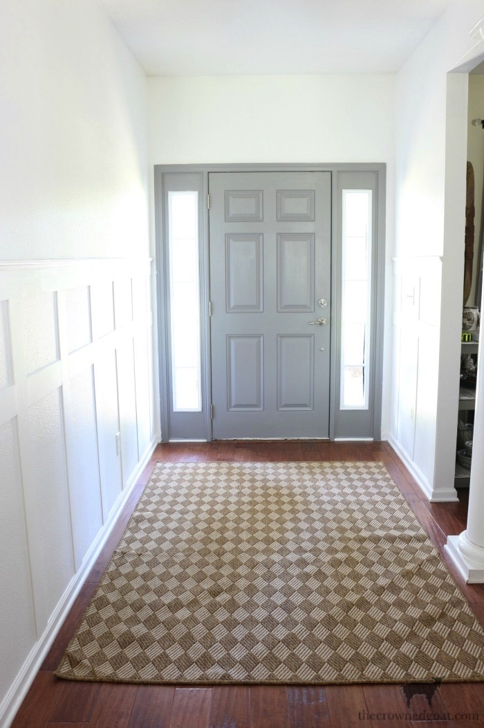 Farmhouse-Entry-Makeover-Reveal-The-Crowned-Goat-5 Entry Makeover Reveal Decorating DIY
