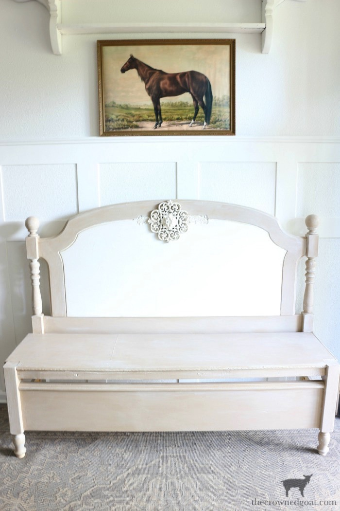 Farmhouse-Entry-Makeover-Reveal-The-Crowned-Goat-9 Entry Makeover Reveal Decorating DIY