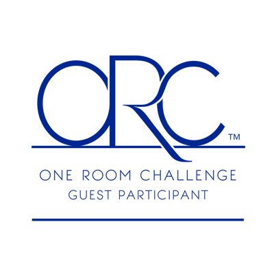 ORC-Logo How to Stencil Textured Walls DIY One_Room_Challenge