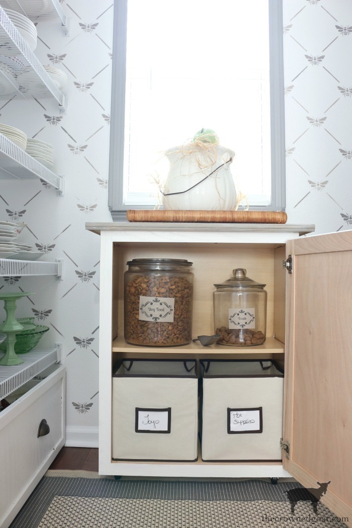 One-Room-Challenge-Pantry-Makeover-Reveal-The-Crowned-Goat-8B ORC: Pantry and Kitchen Makeover Reveal Decorating DIY One_Room_Challenge
