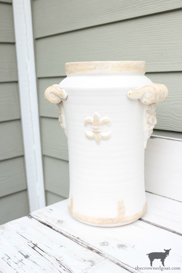 Quick-and-Easy-Vase-Makeover-The-Crowned-Goat-6 Quick & Easy Vase Makeover Decorating DIY
