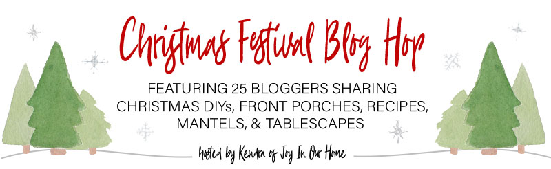 Christmas-Festival-Blog-Hop-graphic Christmas on the Front Porch Christmas Holidays