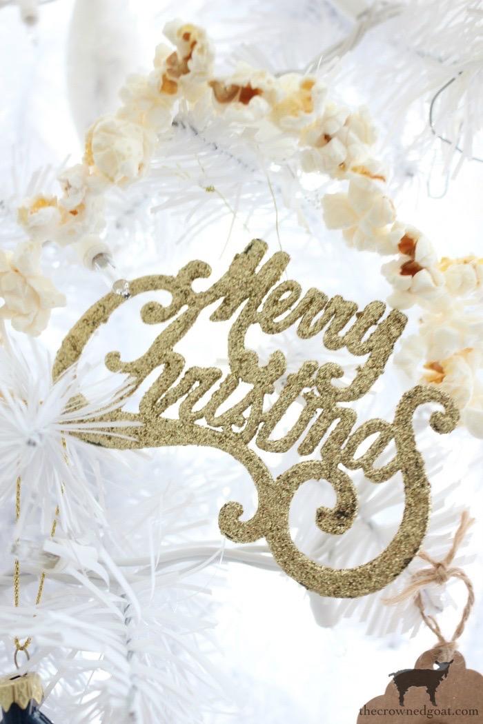 Romantic-Farmhouse-Christmas-Home-Tour-The-Crowned-Goat-21 A Christmas Message & Holiday Home Tour Christmas Holidays