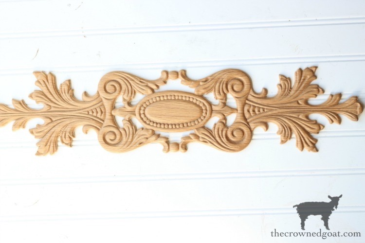 Loblolly-Manor-Headboard-Makeover-The-Crowned-Goat-6 Loblolly Manor: Guest Bedroom Headboard Makeover Decorating Loblolly_Manor Painted Furniture