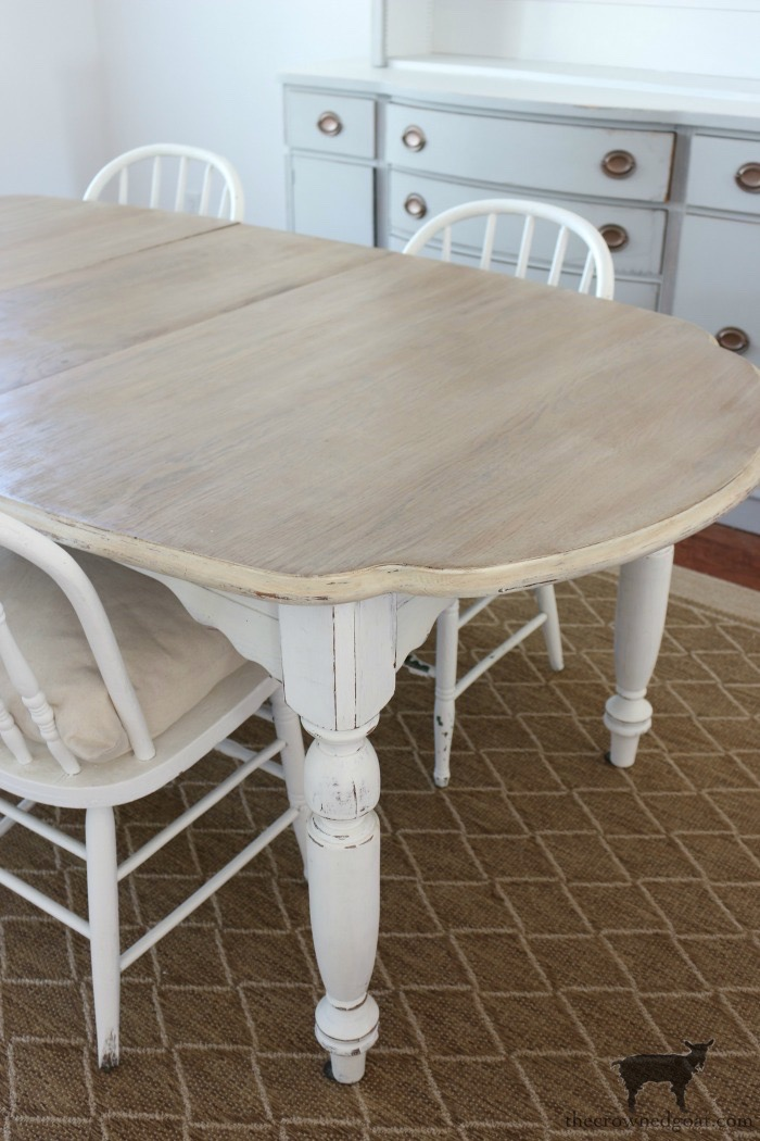 Dark-Wax-Dining-Room-Table-Five-Years-Later-The-Crowned-Goat-12 How to Condition a DIY European Oak Dining Table Decorating DIY