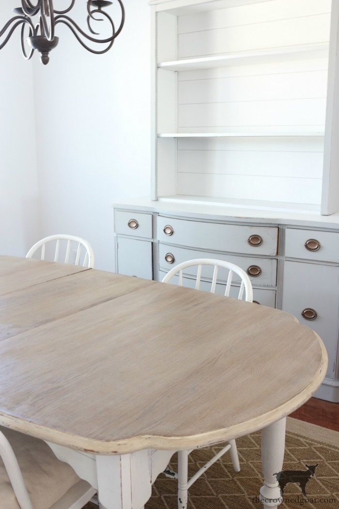 Dark-Wax-Dining-Room-Table-Five-Years-Later-The-Crowned-Goat-13 How to Condition a DIY European Oak Dining Table Decorating DIY