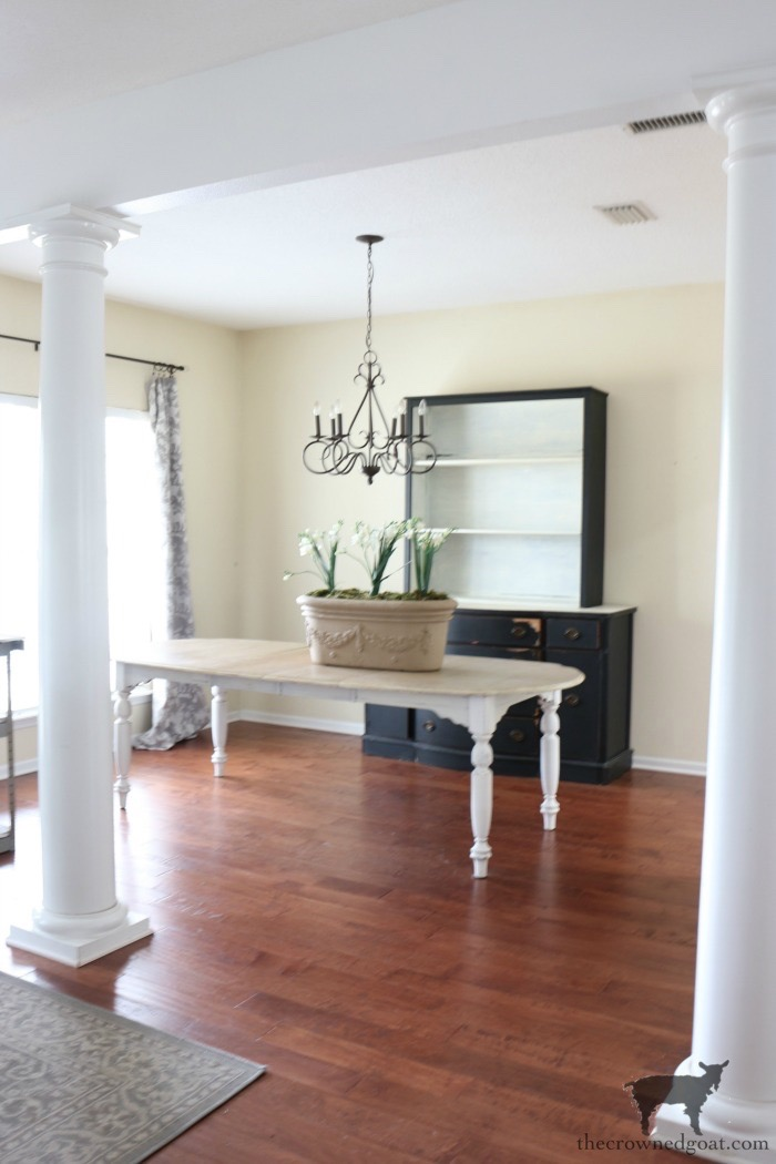 Dining-Room-Makeover-Plans-The-Crowned-Goat-5 Dining Room Makeover Plans Decorating