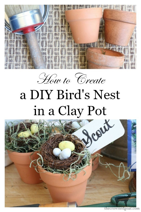 DIY-Birds-Nest-The-Crowned-Goat-16 DIY Bird's Nest Decorating DIY Holidays Spring