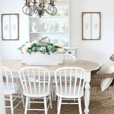 Dining Room Makeover Reveal