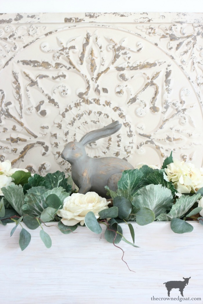 How-to-Make-a-Simple-Spring-Centerpiece-The-Crowned-Goat-14 How to Make a Simple Spring Centerpiece Decorating DIY Holidays Spring