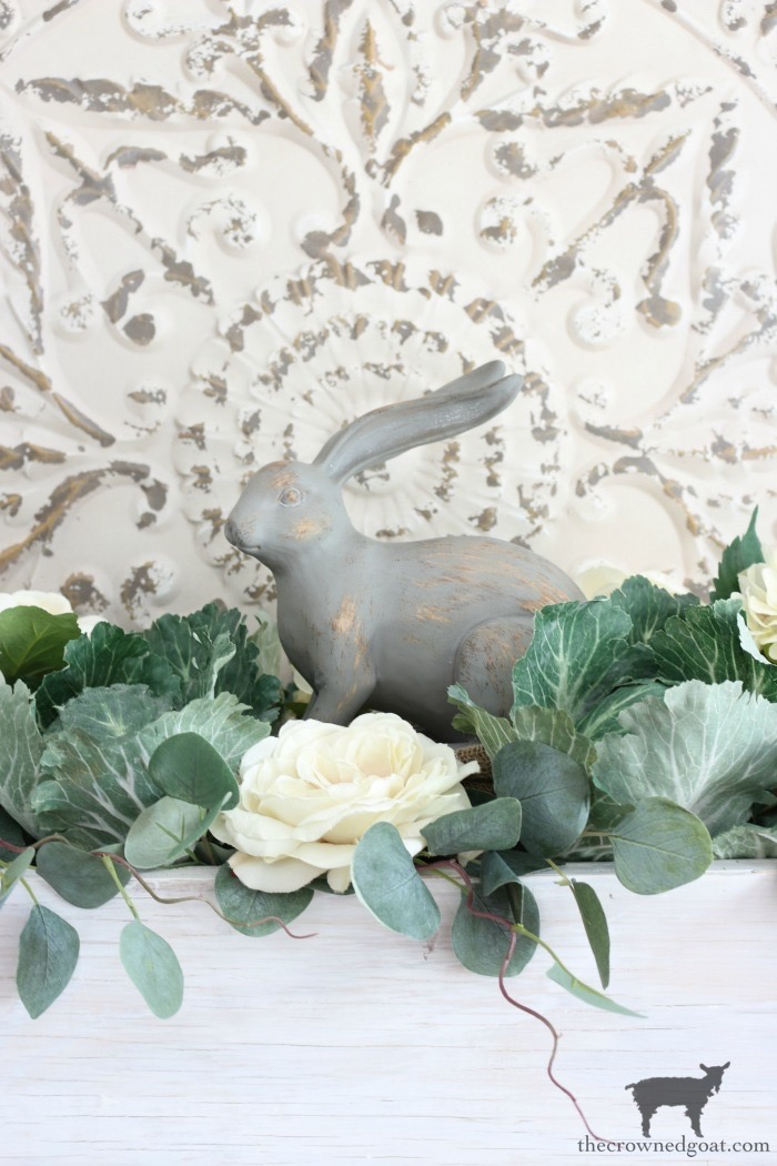 How-to-Make-a-Simple-Spring-Centerpiece-The-Crowned-Goat-18 How to Make a Simple Spring Centerpiece Decorating DIY Holidays Spring
