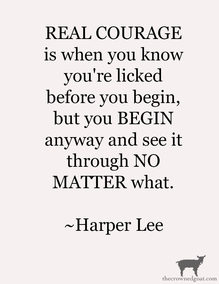 Harper-Lee-Quote-9 From the Front Porch From the Front Porch