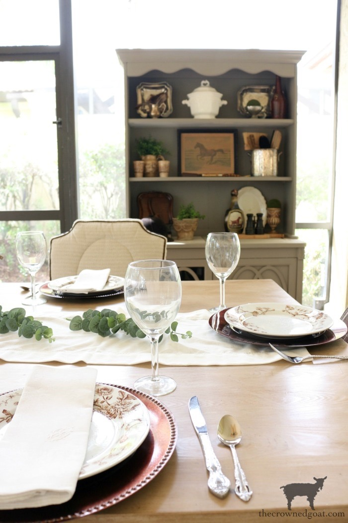How-to-Make-an-Outdoor-Dining-Table-The-Crowned-Goat-18 Bliss Barracks Lanai Makeover: Outdoor Dining Table Bliss Barracks Decorating DIY