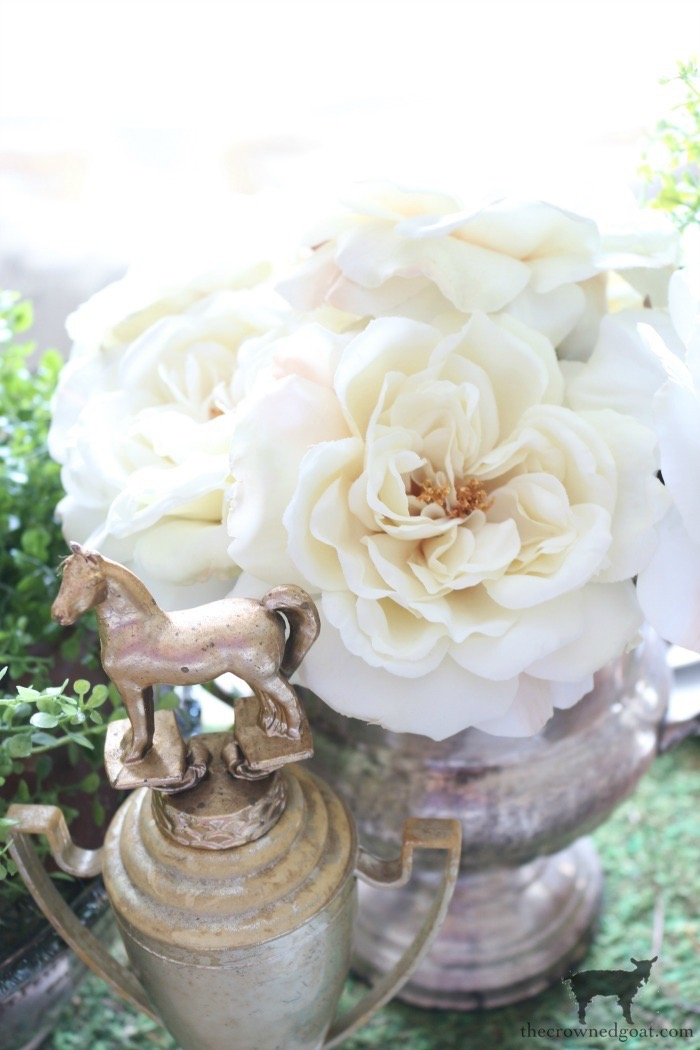 Kentucky-Derby-Tablescape-The-Crowned-Goat-6 Kentucky Derby Tablescape Decorating DIY