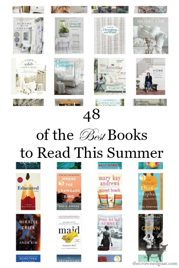 Best-Books-to-Read-this-Summer-The-Crowned-Goat-12 48 of the Best Books to Read This Summer Summer