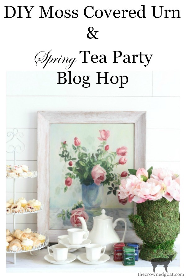 DIY-Moss-Covered-Urn-The-Crowned-Goat-21 DIY Moss Covered Urn & Spring Tea Party Hop Decorating DIY Spring