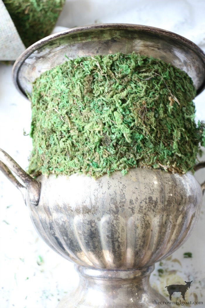 DIY-Moss-Covered-Urn-The-Crowned-Goat-9 DIY Moss Covered Urn & Spring Tea Party Hop Decorating DIY Spring