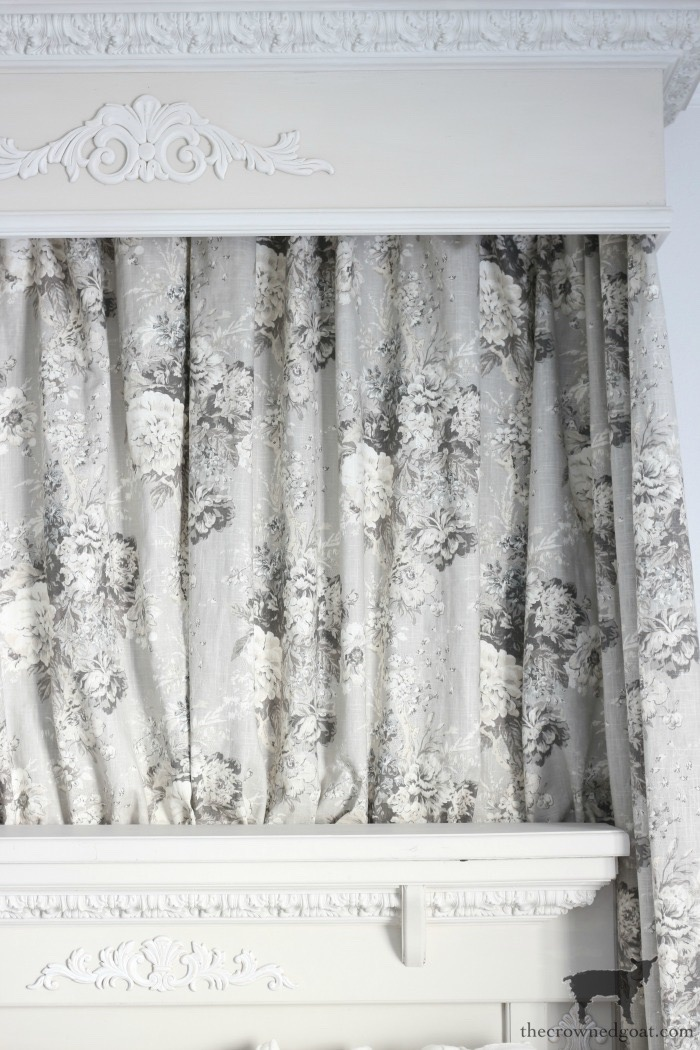 How-to-Sew-Bed-Crown-Panels-The-Crowned-Goat-14 How to Sew Bed Crown Curtain Panels Decorating DIY One_Room_Challenge