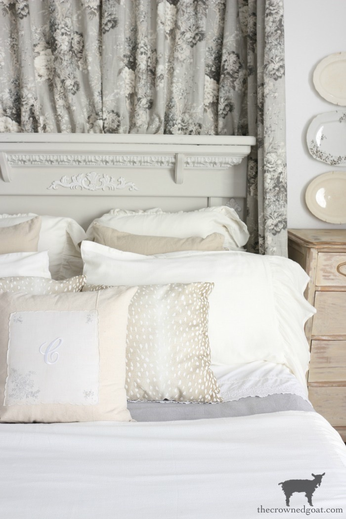 How-to-Sew-Bed-Crown-Panels-The-Crowned-Goat-2 How to Sew Bed Crown Curtain Panels Decorating DIY One_Room_Challenge