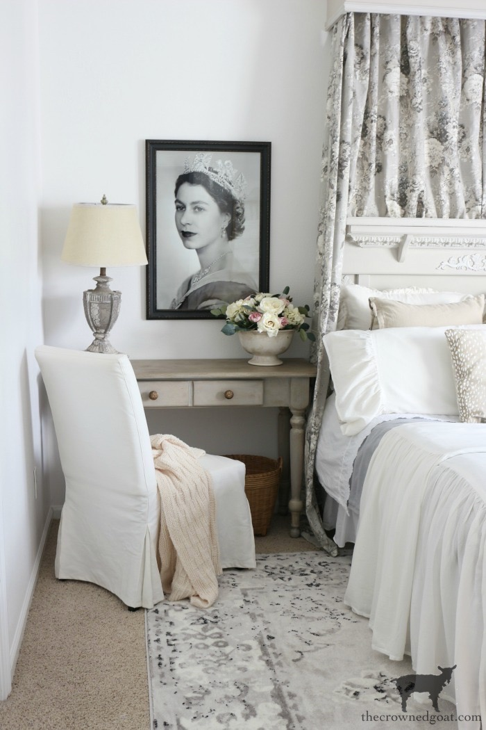 How-to-Sew-Bed-Crown-Panels-The-Crowned-Goat-3 How to Sew Bed Crown Curtain Panels Decorating DIY One_Room_Challenge