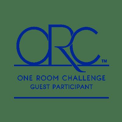 ORC-Logo One Room Challenge Bedroom Makeover Reveal One_Room_Challenge