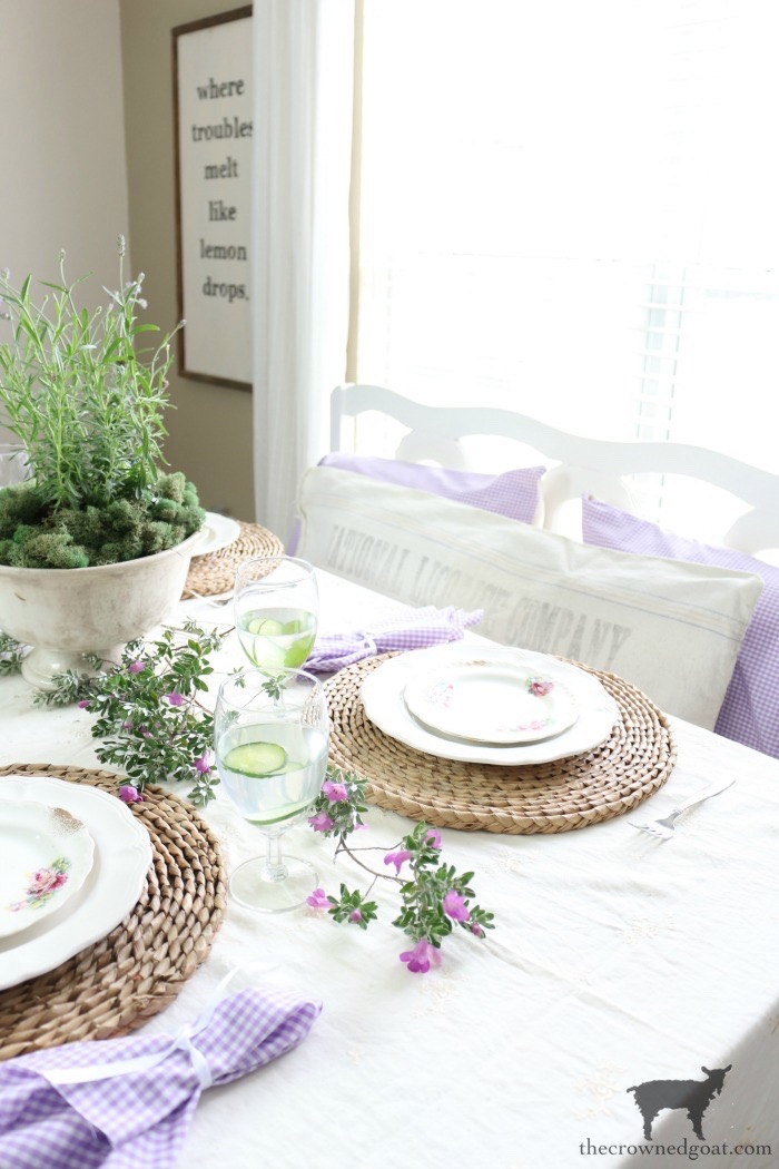 Summer-Decorating-Ideas-The-Crowned-Goat-3 Decorate for Summer in 5 Easy Steps Decorating
