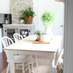 Breakfast Nook Refresh Plans