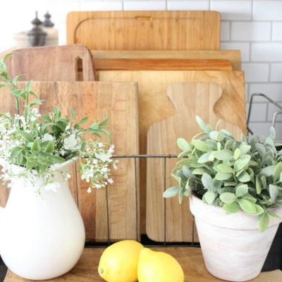 How to Clean and Restore Vintage Cutting Boards