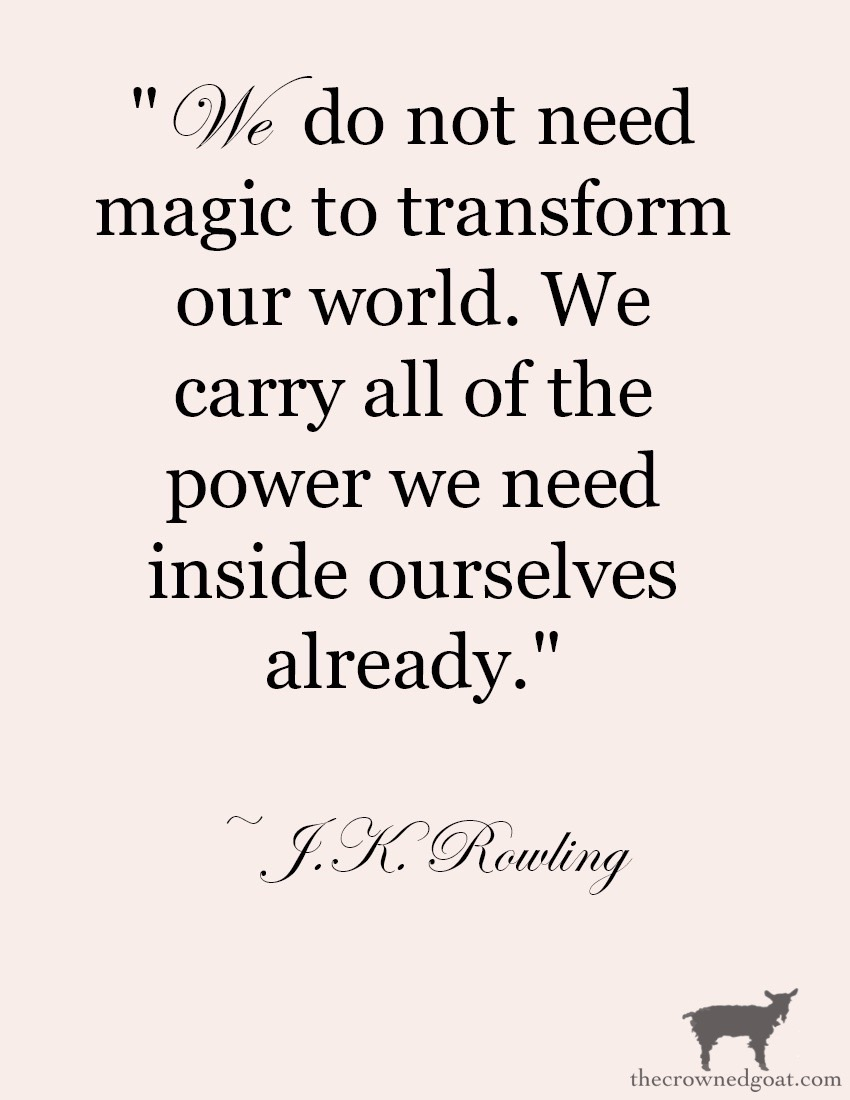 JK-Rowling-Quote-5 From the Front Porch From the Front Porch
