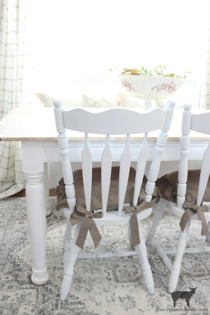 Breakfast-Nook-Refresh-Reveal-The-Crowned-Goat-13 Breakfast Nook Refresh Reveal Decorating DIY