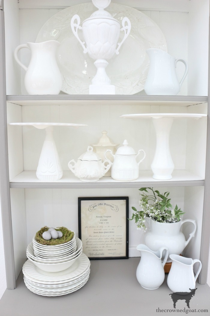 Breakfast-Nook-Refresh-Reveal-The-Crowned-Goat-21 Breakfast Nook Refresh Reveal Decorating DIY